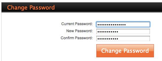 Passwordchange